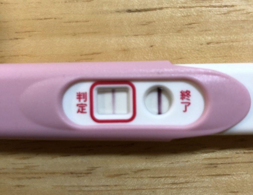妊娠 検査 薬 濃い 陽性